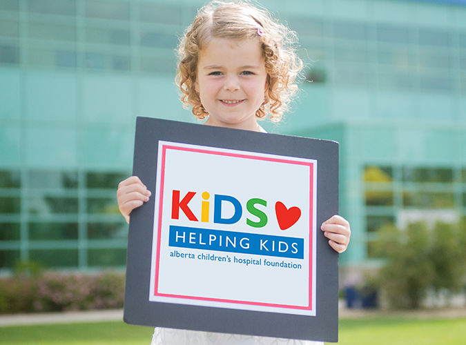 Be a Kids Helping Kids Hero