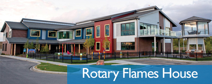 Rotary Flames House_landing page banner