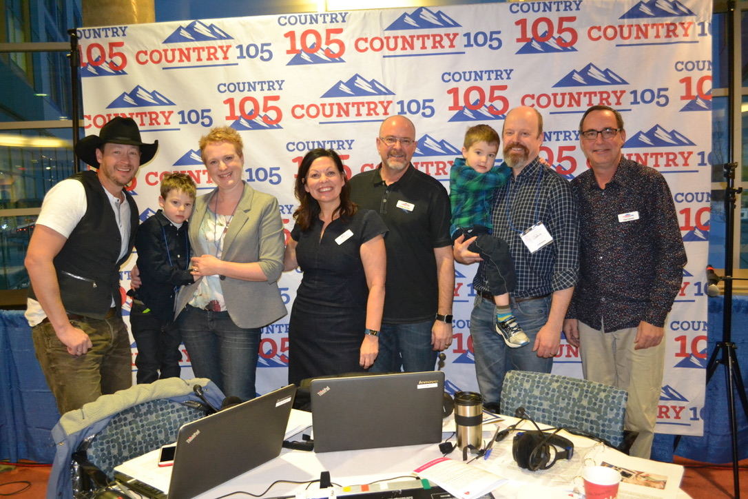 Country 105 Caring for Kids Radiothon